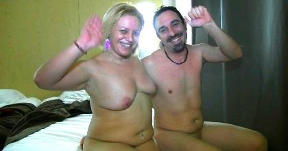 Maduraza jamona y su marido debutan con nosotros. 41 y 35 años, Cristina y Juan - foto 2