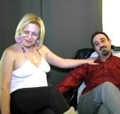 Maduraza jamona y su marido debutan con nosotros. 41 y 35 años, Cristina y Juan